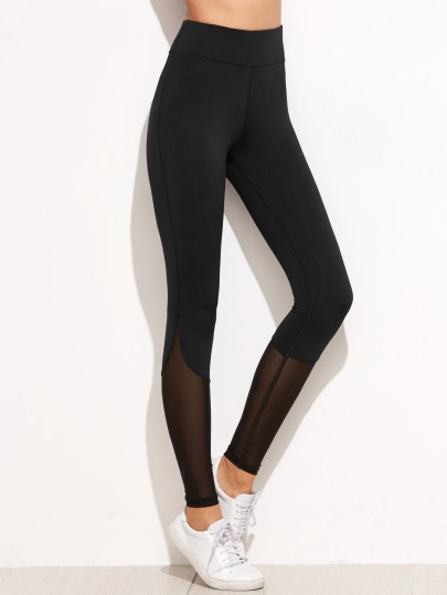 Cool black legging