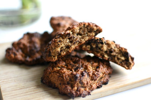 The perfect VEGAN chocolate cookies