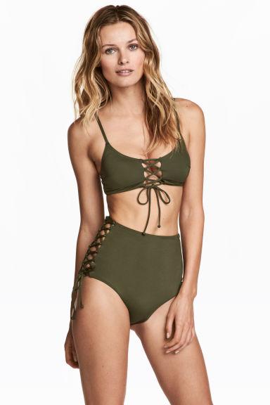 H&M Highwaist Bikini
