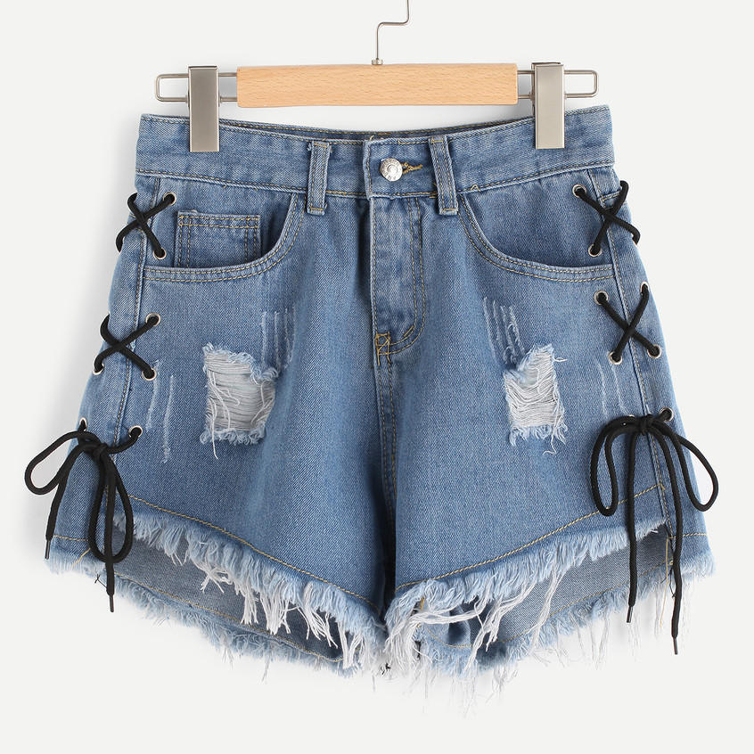 Laced Short