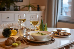 Vegan Christmas Menu by Muse Of Greens & Fiona Cappuyns