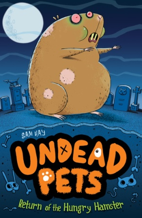UNDEAD PETS 1 HUNGRY HAMSTER
