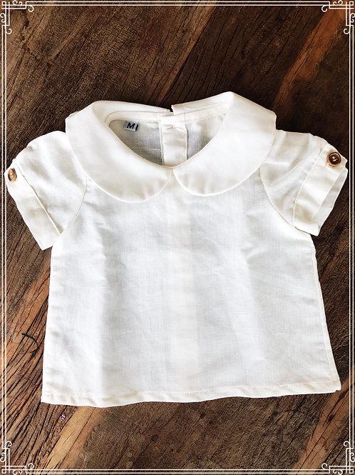Camisa boneca menina