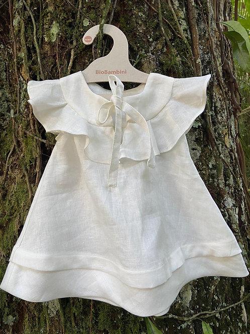 Vestido Mônaco Natural