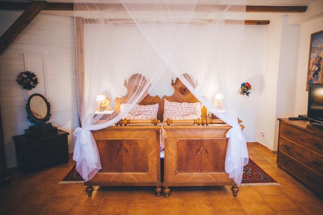 Svatební apartmá