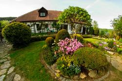 Pension Regina - zahrady (4)