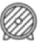 icône barrique