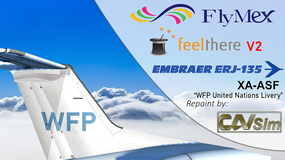 Embraer ERJ-135LR Servicios Integrales de Aviación SA de CV  WFP XA-ASF ´