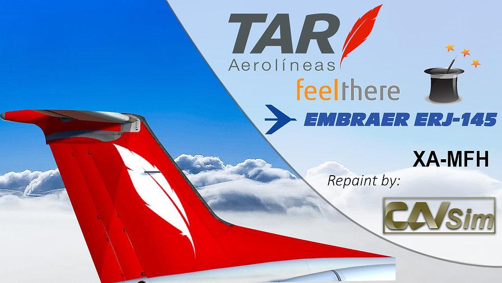 Embraer ERJ-145LR Transportes Aereos Regionales 'XA-MFH'