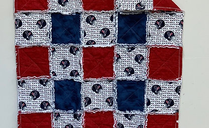 Custom Rag Quilts by Tia