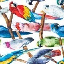 Birds Rice Paper Decoupage