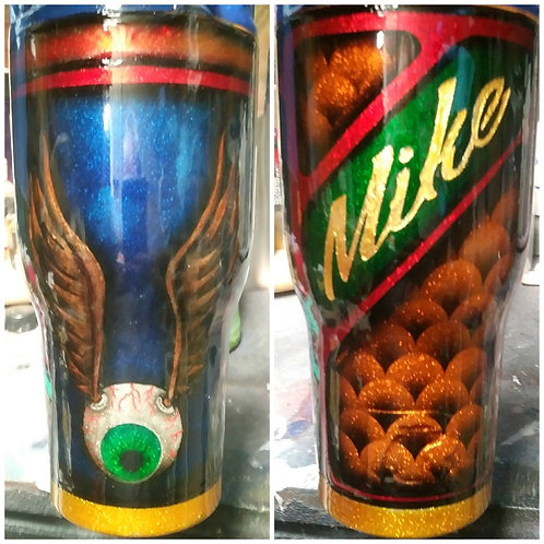Custom Insulated Stainless Steel Cups