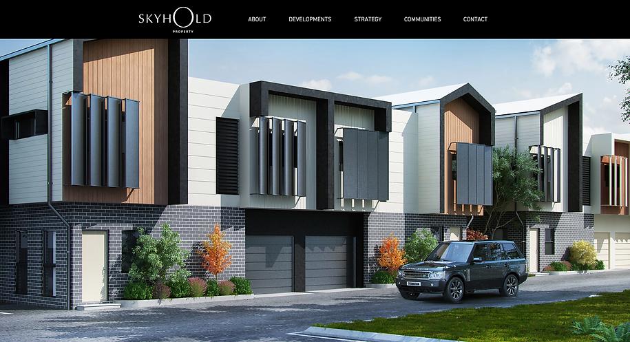 skyhold properties