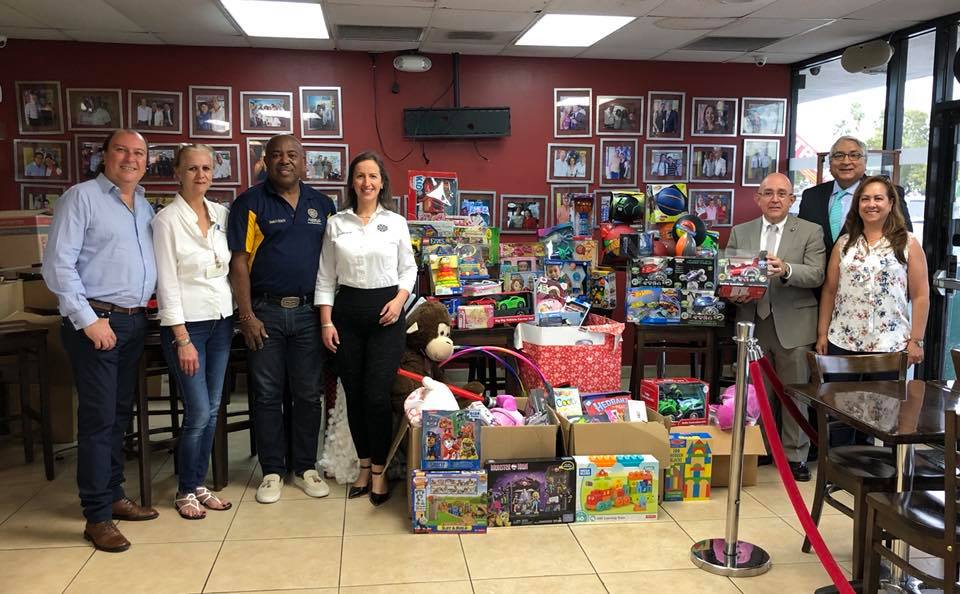 Toy Drive for Venezuela