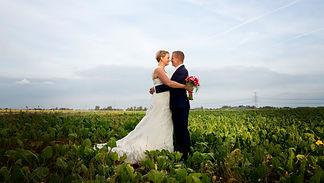 Pics & Zo by Esther - huwelijk Barry & L