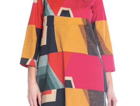 Delauney Dress