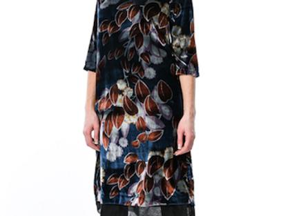 Holman Velvet Dress