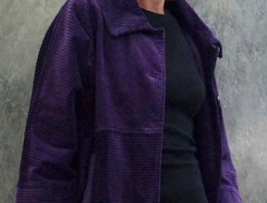 Tramline Cord Jacket