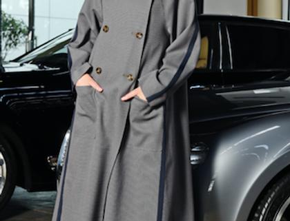 Street Reversible Coat