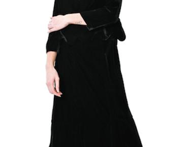 Velvet & Tulle Skirt