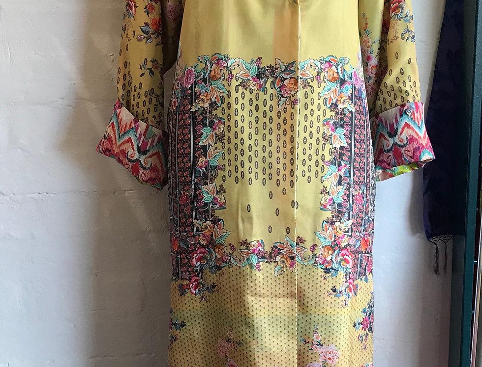 Reversible Talum Kimono
