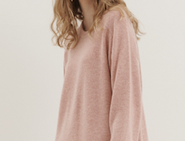 Double Hem Pullover