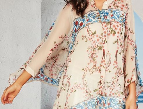 Blossomed Shirt