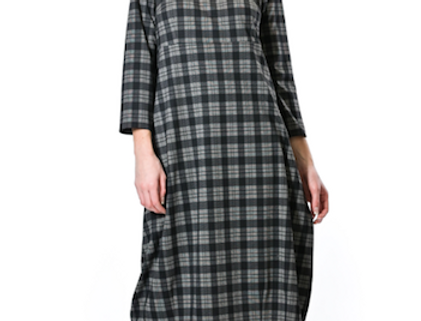 Checker Romance Dress