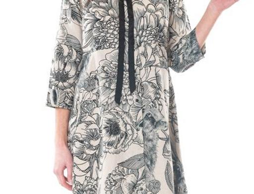 Ally Shirt Dress