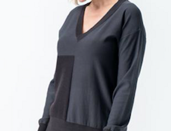 Lili Crepe Knit