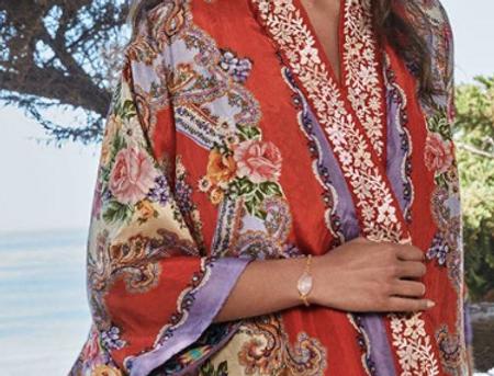 Emilia Reversible Kimono