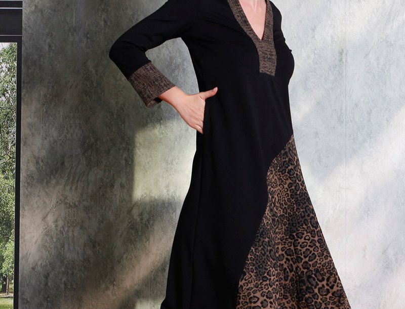 Zee Zee Ponti Dress