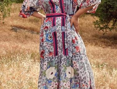 Astrid Kimono Dress