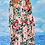 Thumbnail: Long Roses Dress