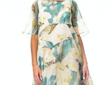Finch Pieced Dress