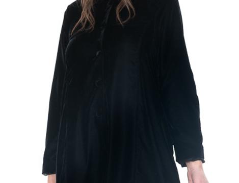 Velvet Birdie Coat