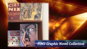 Libaray Materials and Resources Ep 2: Graphic Novels