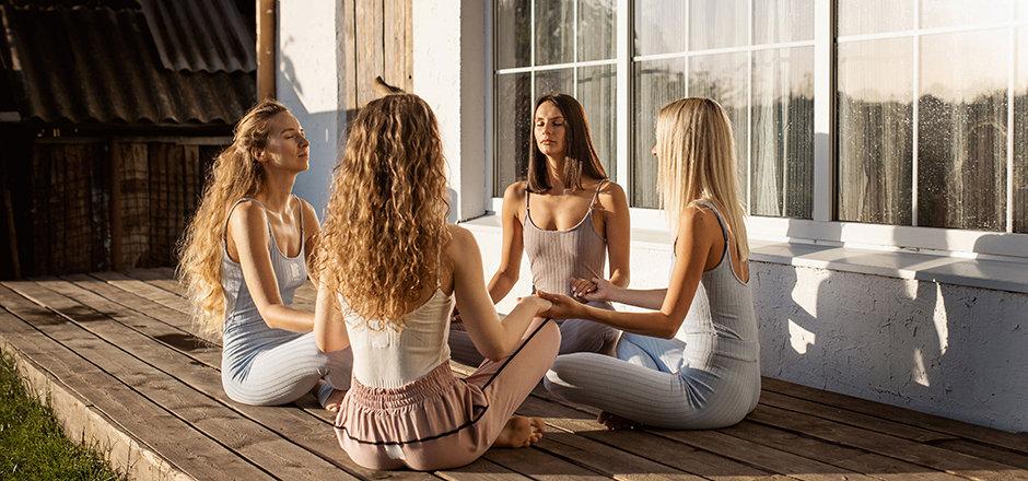 Meditaiton Circle