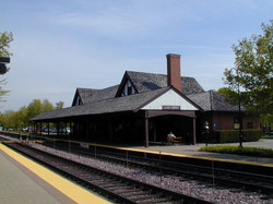 Lake Forest Train Station