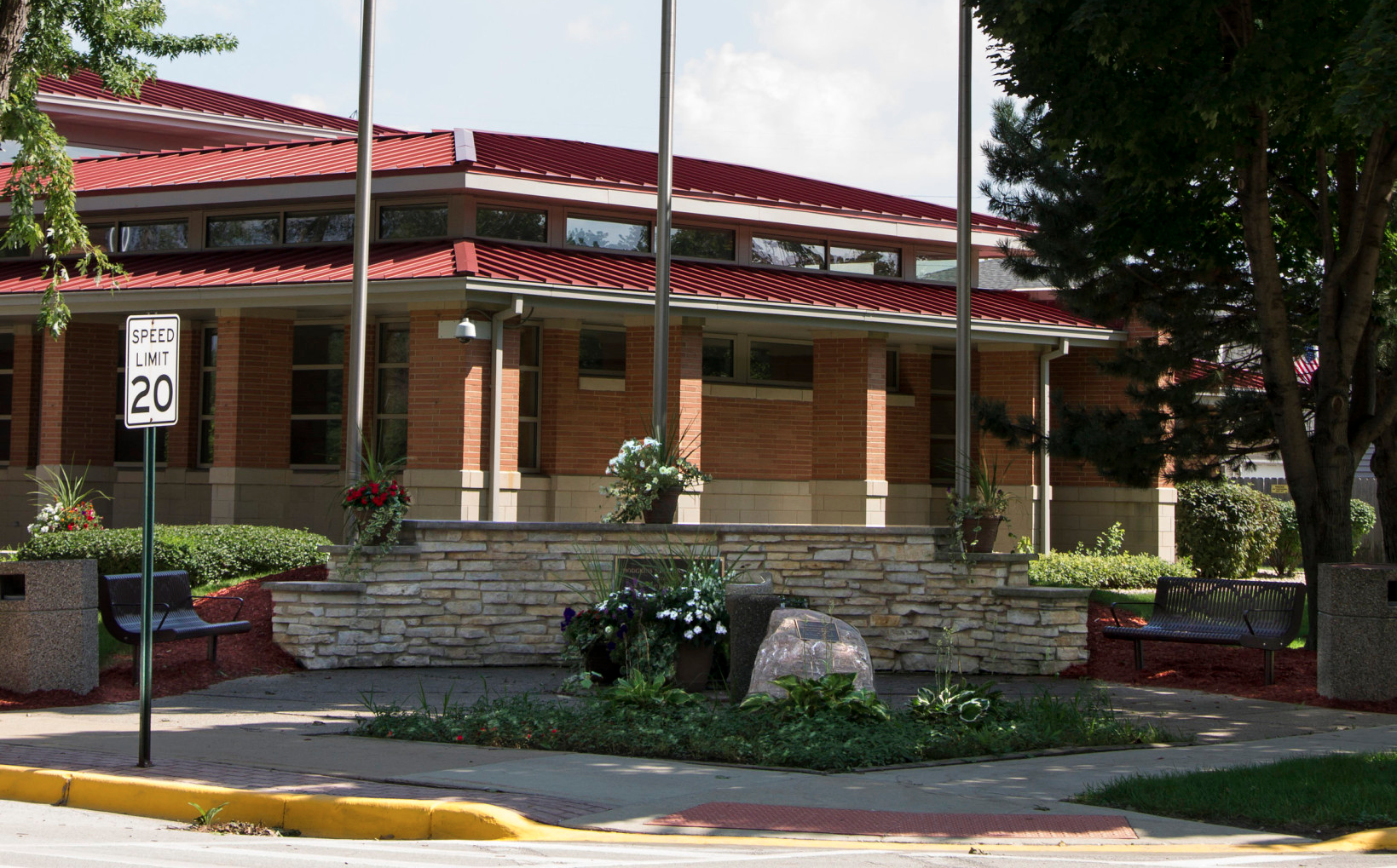 Hodgkins Village Hall