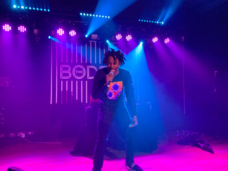 Live Review: Marlowe @ The Bodega