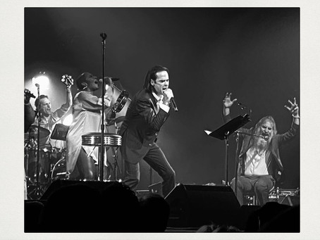Live Review: Nick Cave @ Royal Concert Hall, Nottingham