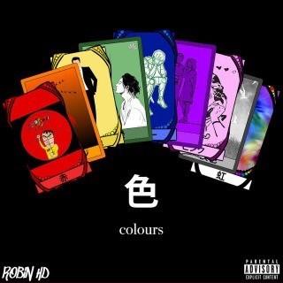 Album Review: Robin HD - 'Colours'