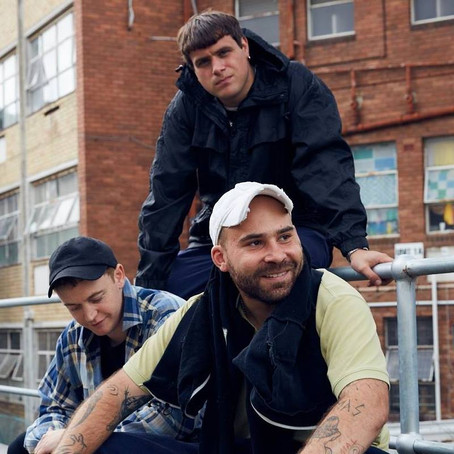 EP Review: DMA's - 'I Love You Unconditionally, Sure Am Going to Miss You'