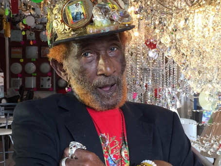 """Roast Fish, Collie Weed & Corn Bread: A Ten Song Introduction To The Illustrious Lee """"Scratch"""" Perry"""