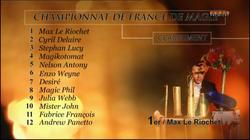 MaX Le RiocheT champion de France de magie magicien Vendée magietherapeute magie thérapie hypnose