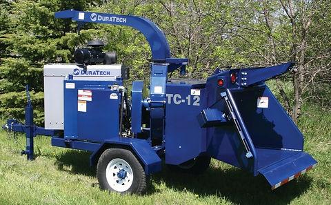 Commercial Tree Chipper Idaho