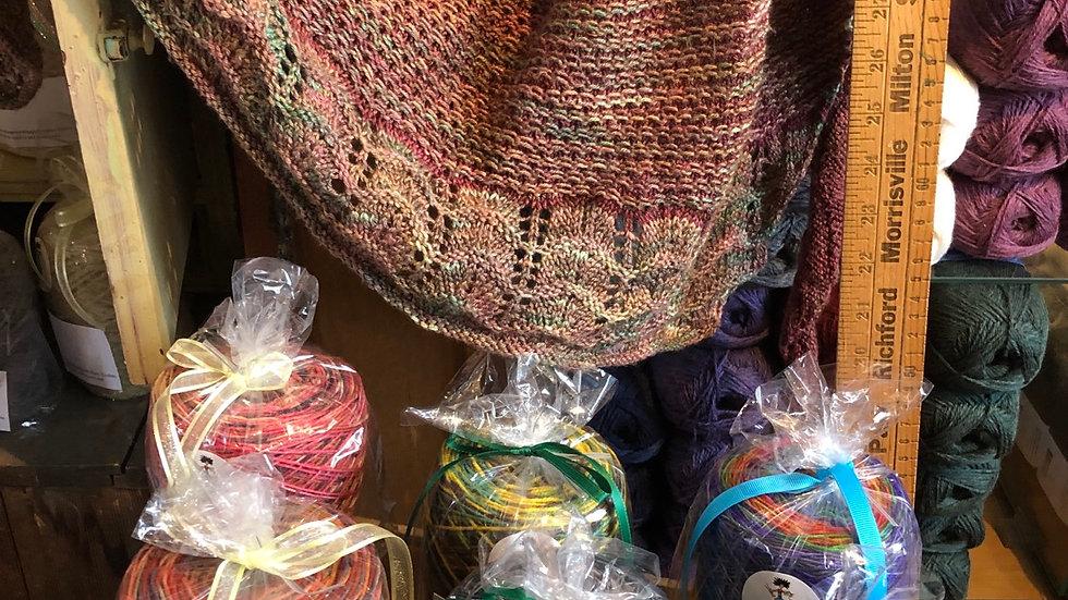 Alburquerque Sunset Shawl Kit