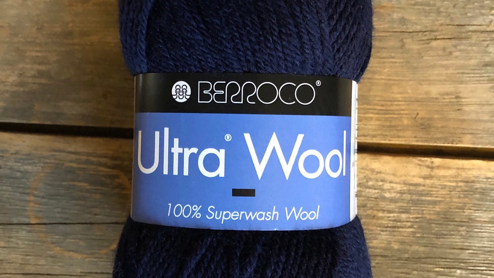 Berocco Ultra Wool Worsted-Purple & Blue