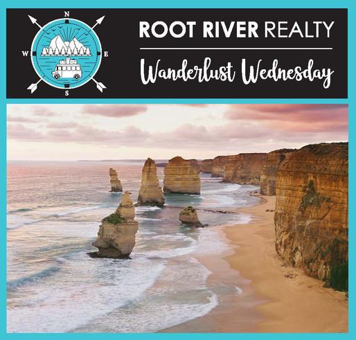 Wanderlust Wednesday: Great Ocean Road, Australia